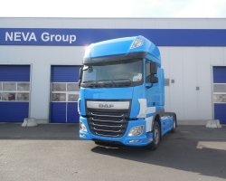 DAF XF 460 FT SSC