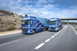 "Nový DAF CF a DAF XF získal titul ""Truck of the Year 2018"""