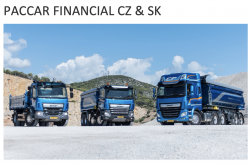 Rozjezd s PACCAR Financial