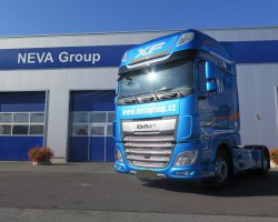 DAF XF 530 SSC MEW MODEL 2017